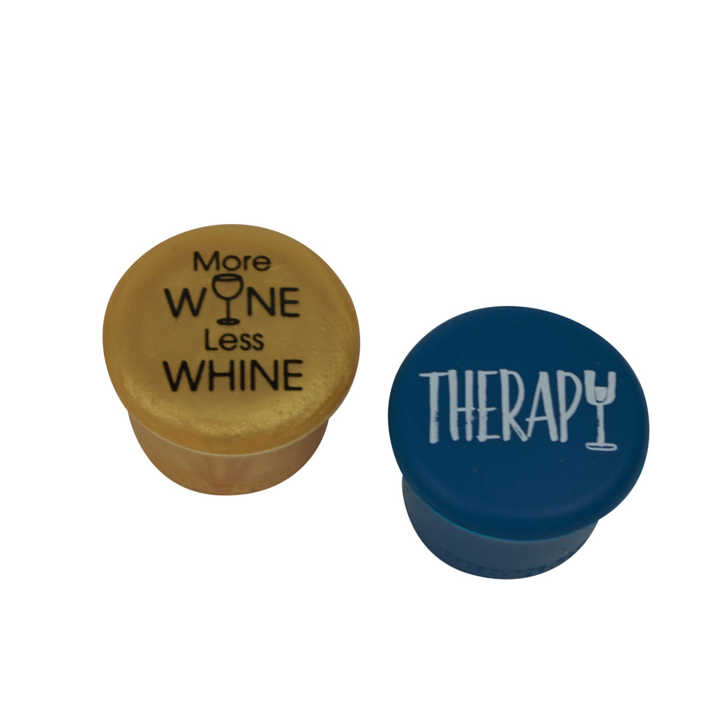 More Wine, Less Whine & Therapy