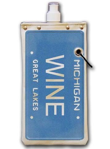 MI Wine Plate - Canvas Canteen 750ml
