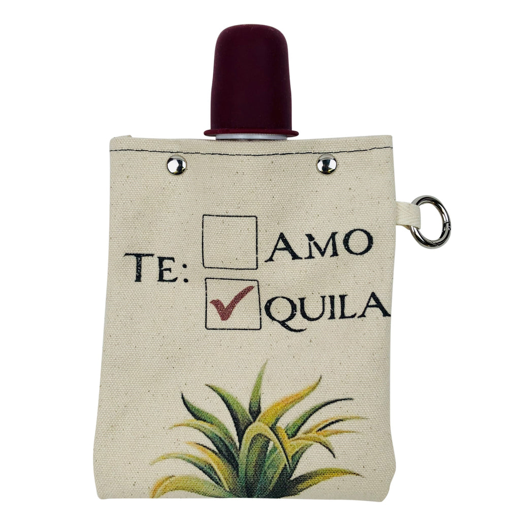 TeAmo Tequila - Canvas Flask 240ml