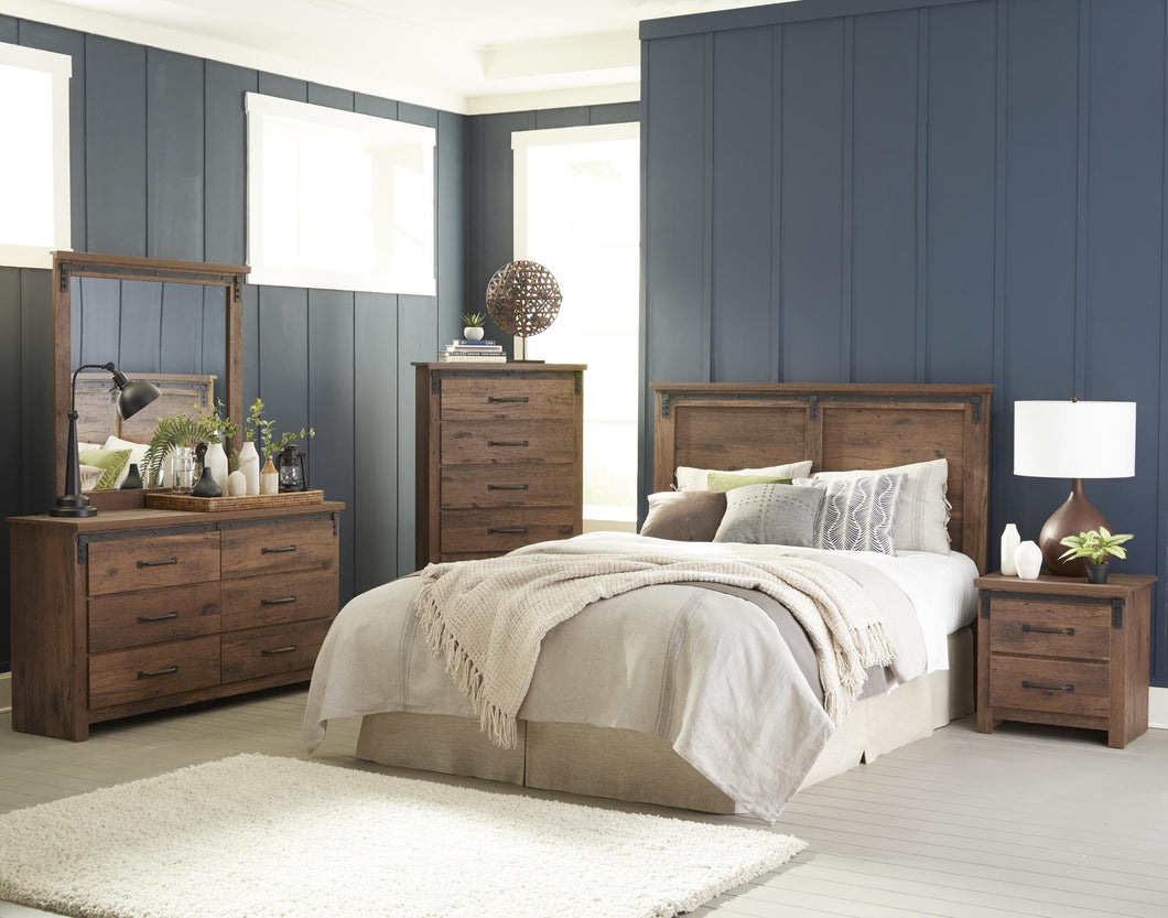 Cheyenne 5 Piece Bedroom Set