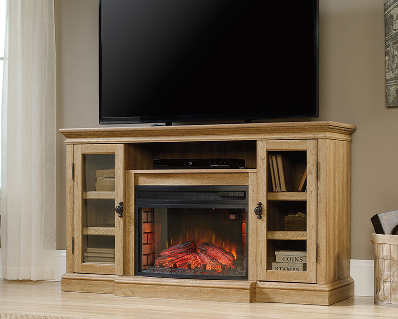 Barrister Lane Fireplace Credenza/Entertainment Center