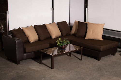 Chaise Lounge Sectional