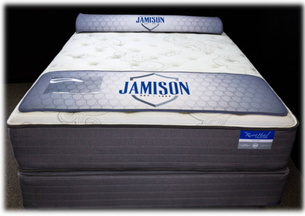 Hayman Two Sided Firm Queen Mattress