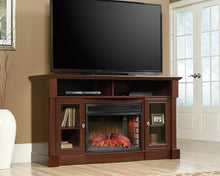 Palladia Fireplace Credenza/Entertainment Center