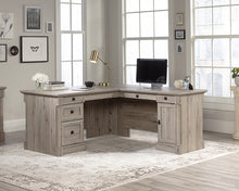 Palladia L Shaped Desk - 4 Color Finishes Available