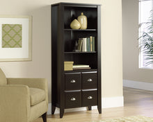 Shoal Creek Library with Doors - Available in 2 Finishes