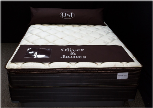 Thames Pillow Top King Mattress