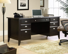Shoal Creek Executive Office Desk - Available in 2 Finishes