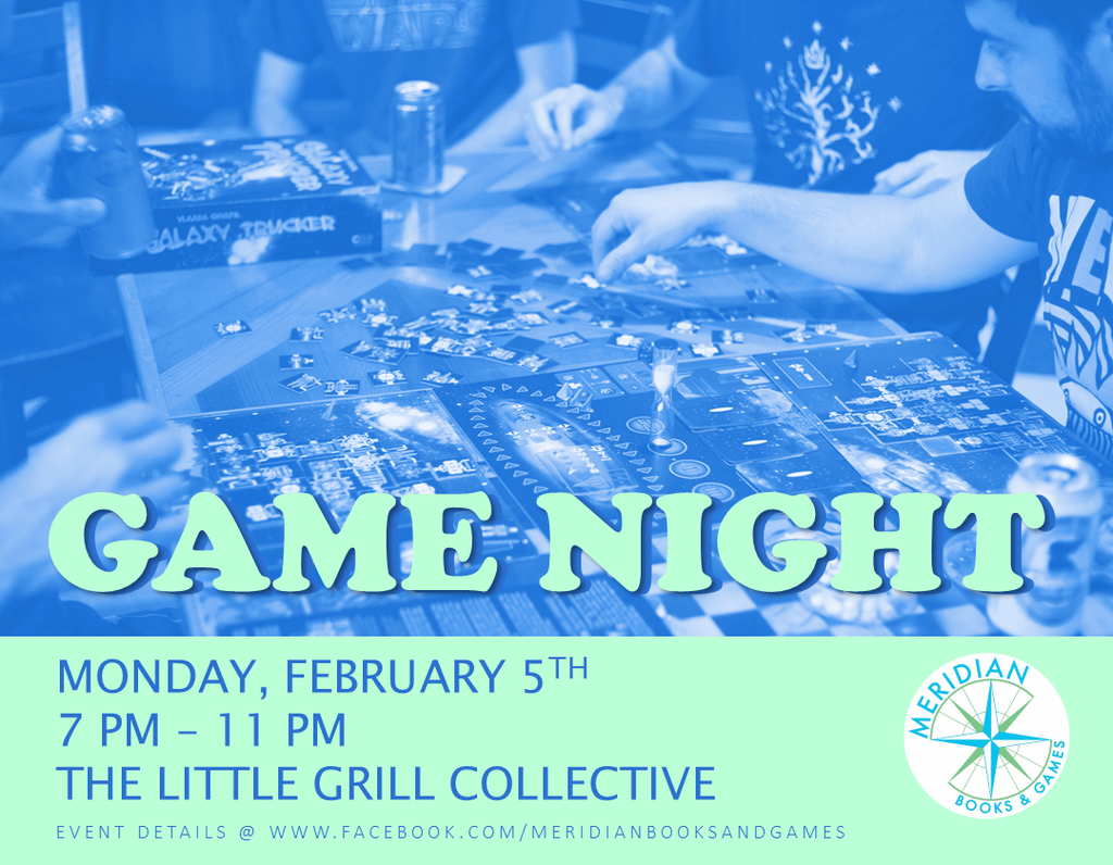 February Game Night