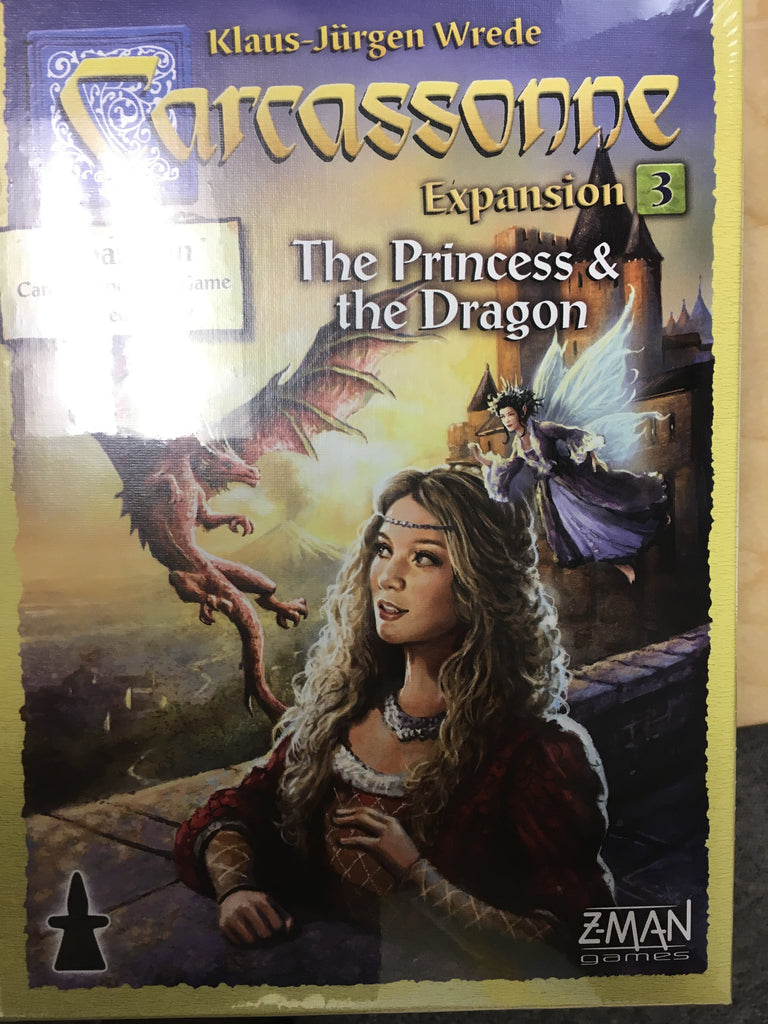 Carcassonne Princess