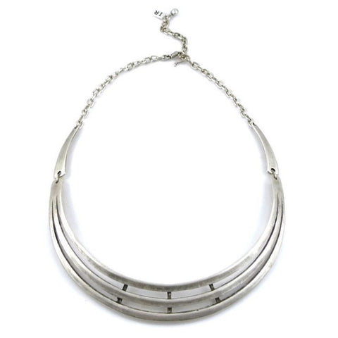 Modern Tribal Necklace by Isabella Rae