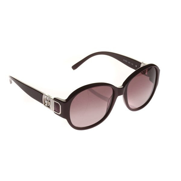 Chloe's Ladies Sunglasses in Purple.