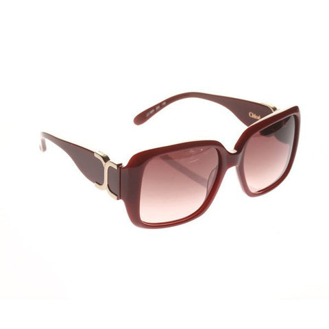 Chloe's Ladies Sunglasses in Red