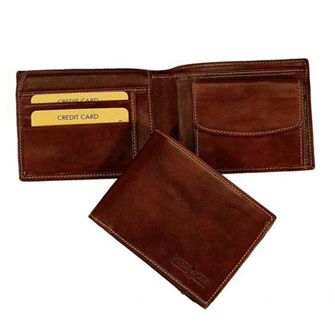 Men's Italian Wallet by Carbotti