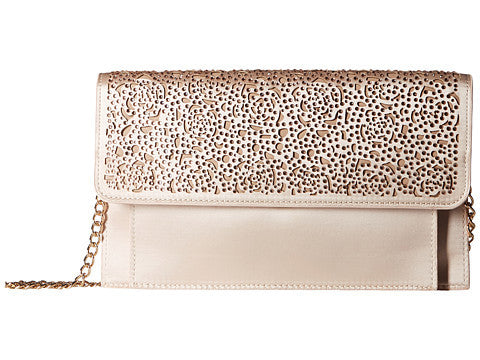 Mara Clutch in Blush by Betsey Johnson