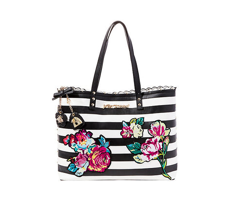 Many Blooms Ago Tote by Betsey Johnson