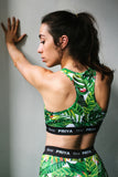 Paradise Palms Sports Bra - PRIYA Activewear