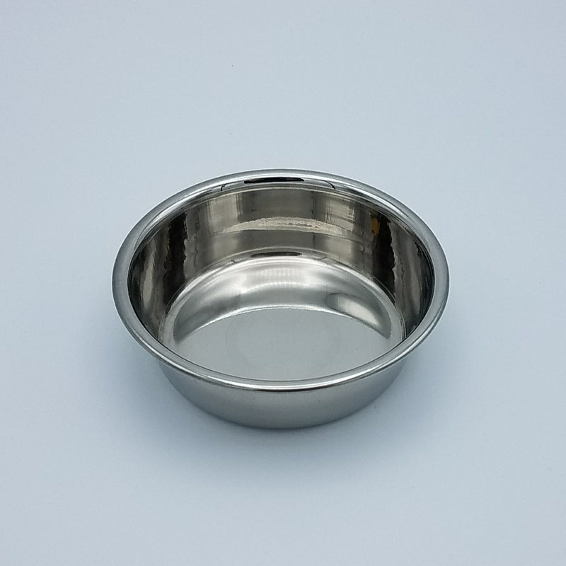 1/2 Pint Heavy Duty Stainless Steel Bowl