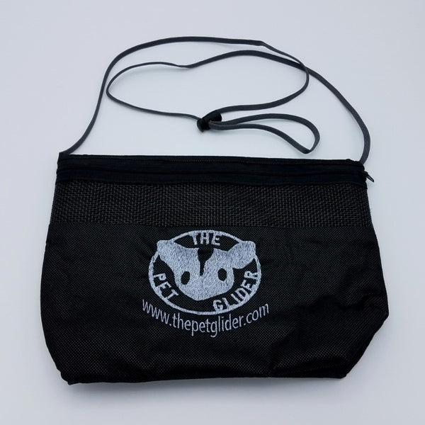 TPG Logo Bonding Pouch with View (X-Large)