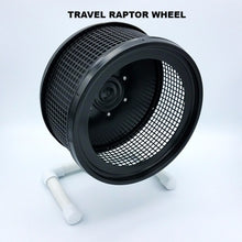 Travel Cage & Baby Raptor Wheel Combo