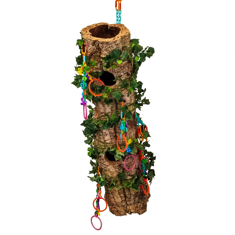 Giant Floor Cork Log with Lookouts
