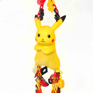Go Pikachu! Hanging Suggie Toy Photo