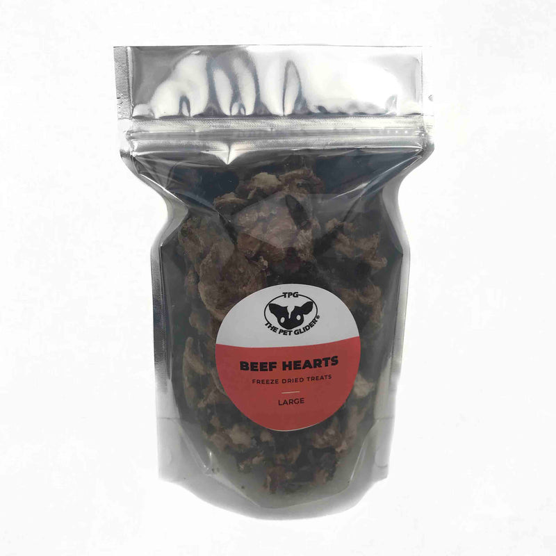 Freeze Dried Beef Treats