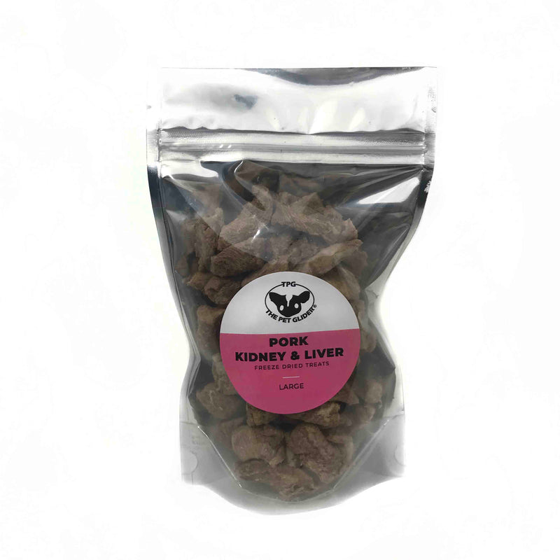 Freeze Dried Pork Treats