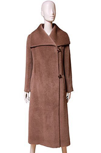 Searle Women Stylish Coat (Brown)
