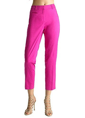 FOCUS 2000 WOMEN ISLAND STRETCH ANKLE PANT