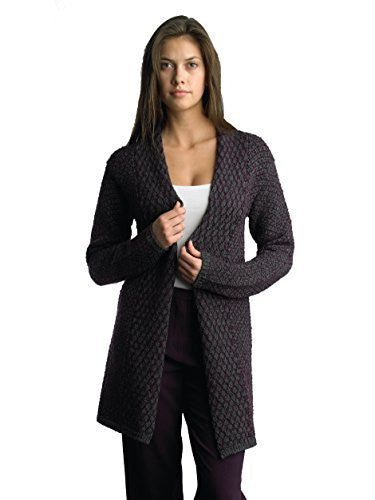 FOCUS 2000 Ladies Front open Tweed Duster