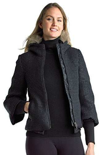Searle Women Polymide Coat (Navy)