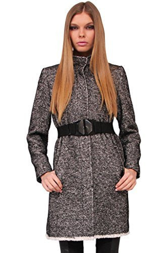 Searle Women Stylish Coat (Grey)