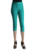 Ally NYC Women's New Double Sateen Capri