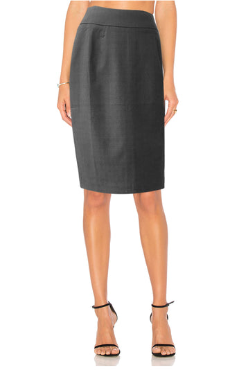 ALLY NYC Ladies Techno Thin Skirt