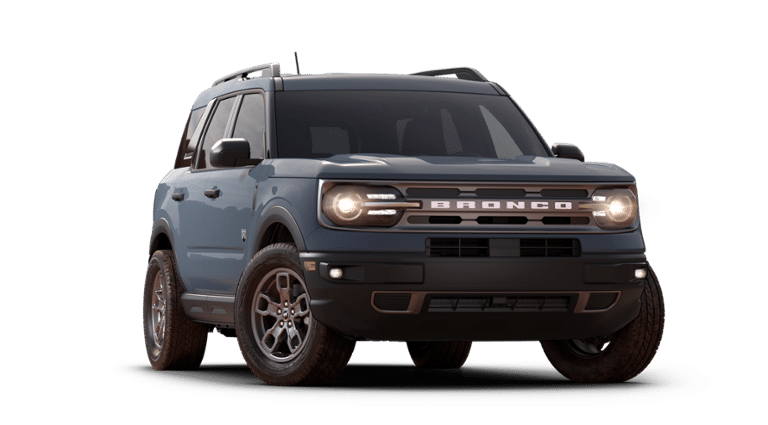 Bronco Sport Big Bend