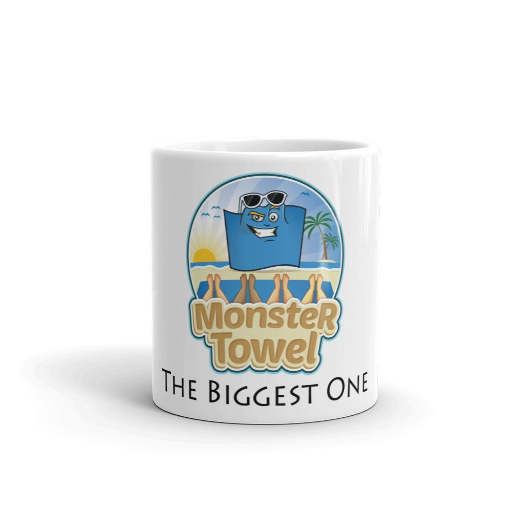 Monster Towel Mug-MonsterTowel