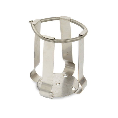 Stainless Steel Media Bottle Clamp image