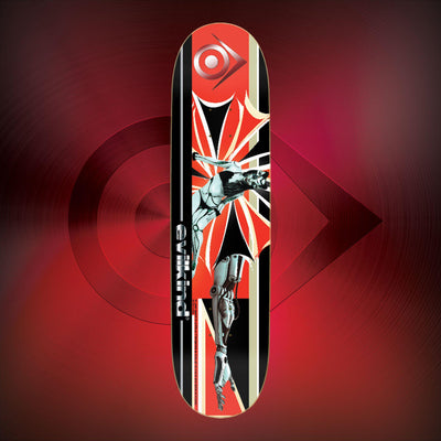 AI Will Unleash the Beast - Evilkind® Skate Deck