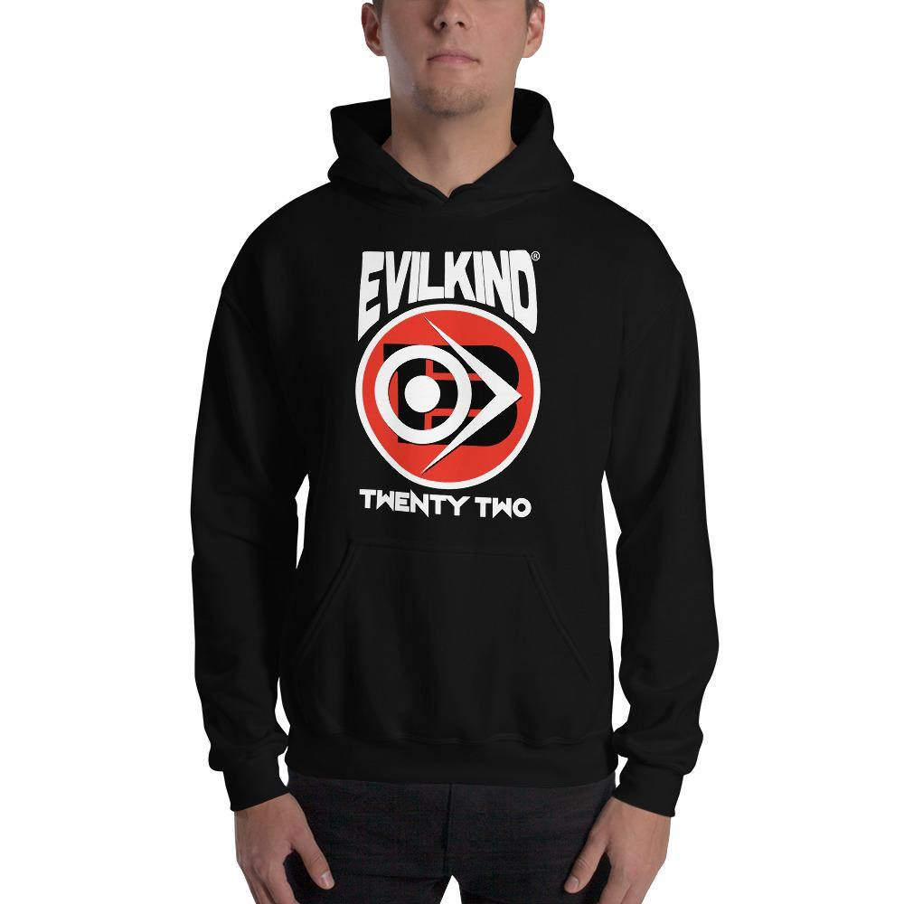 Evilkind® 13 Twenty Two Unisex Hoodie - Evilkind