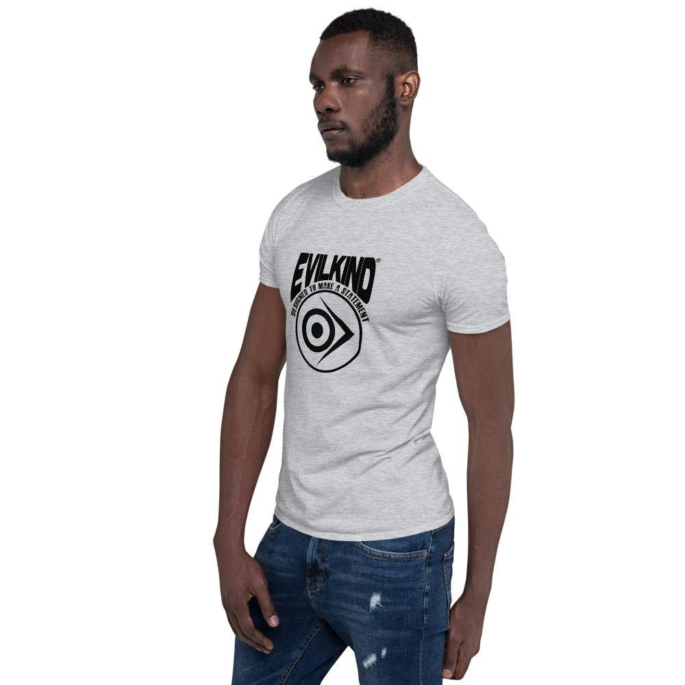 Evilkind® Designed to Make a Statement Short-Sleeve Unisex T-Shirt - Evilkind