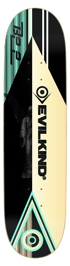 Racer Angel - Evilkind® Skate Deck - Evilkind