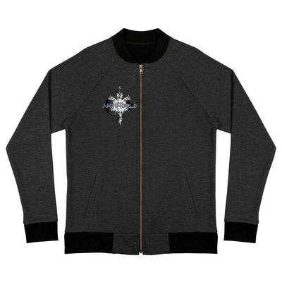 Evilkind® Antiworld™ Sword and Shield Bomber Jacket - Evilkind