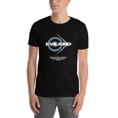 Evilkind® Logo Glory Made in Mystery Babylon Short-Sleeve Unisex T-Shirt - Evilkind