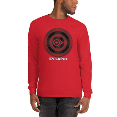 Evilkind® E611 Armor of God Men's Long Sleeve Shirt - Evilkind