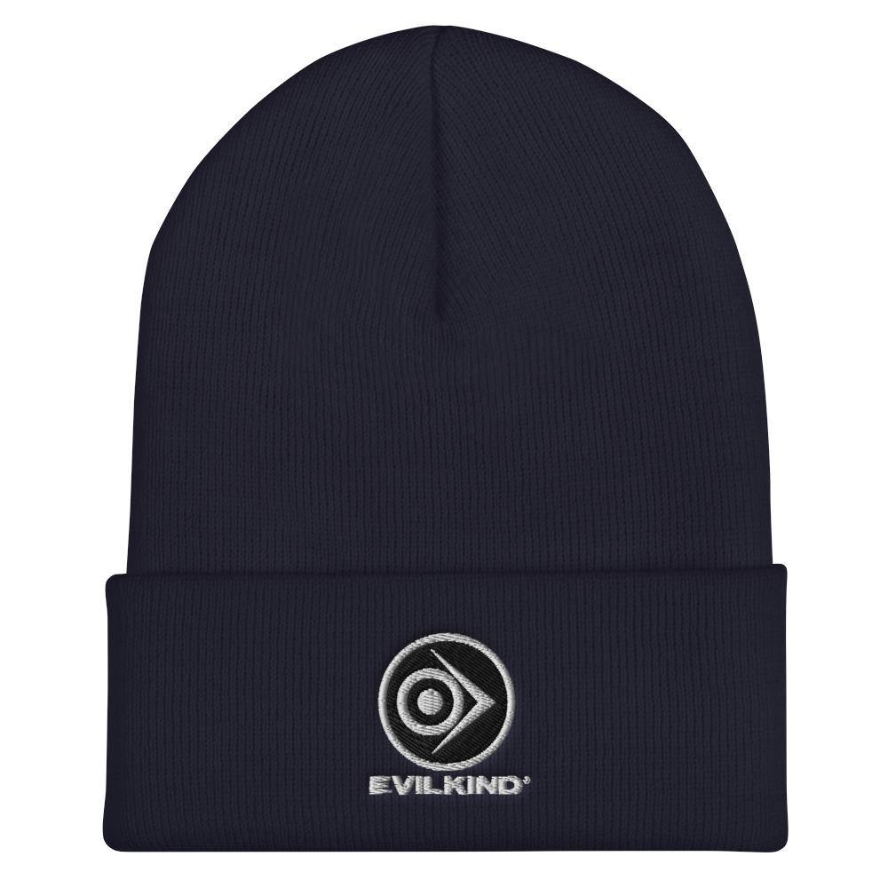 Evilkind® Full Logo Winter Flow Unisex Cuffed Beanie