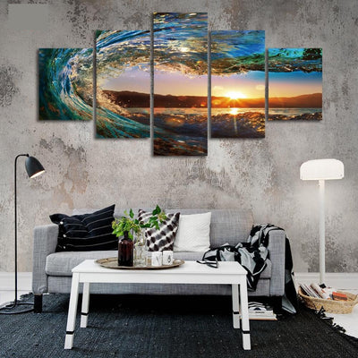 Pacific Wave Art