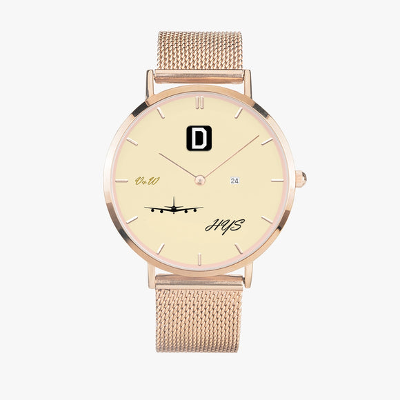 100 ARW Square D Watch - Ladies