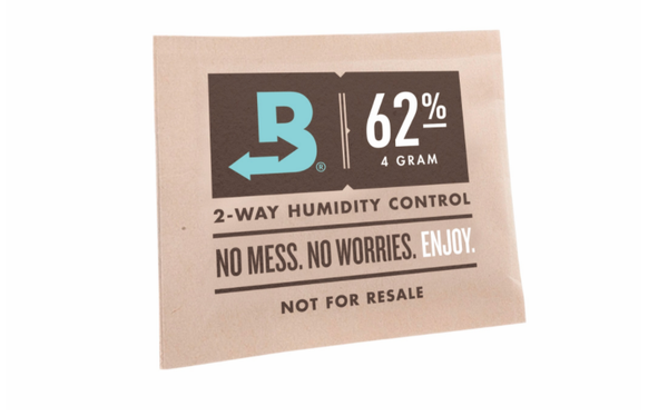 Boveda 10 Pack - 4 Gram 62% | Approximately 1 Year Supply