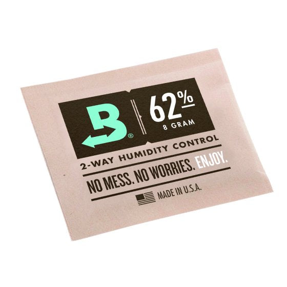 Boveda Humidity Packs 10 Pack - 8 Gram 62% | Approximately 1 Year Supply